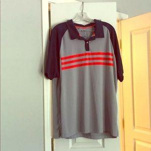 Adidas Men's XL Golf shirt climatecool